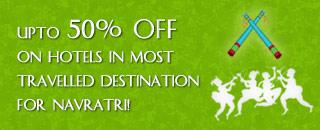 Navratri Hotel Deals
